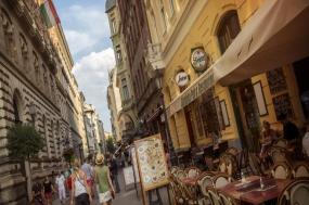 Budapest to Tehran by Rail tour