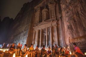 Highlights of Jordan tour