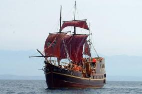 Sail Dubrovnik to Split