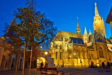 The Hungary - Budapest Untour tour