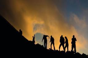 Volcano Trail tour