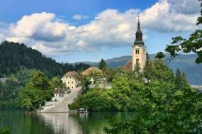 7-Day Highlights of Slovenia Tour**From Ljubljana or Venice** tour