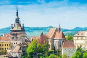 4-Day Bucharest and Transylvania Tour w/ Dracula's Castle tour