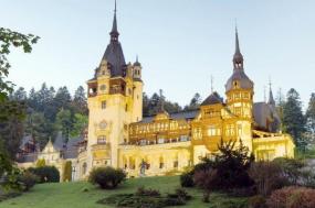 2-Day Transylvania Tour from Bucharest: Sinaia Monastery | Peles Castle | Bran Castle tour