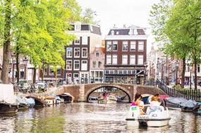 Super Cruise: Amsterdam to Budapest - U by Uniworld (Below deck cabin, start Amsterdam, end Budapest)