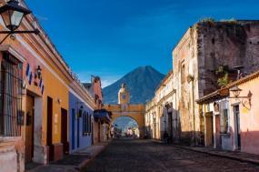 Guatemalan Highlands & Volcanoes