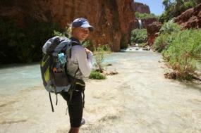 Havasu Falls Backpacking