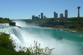 Charming New England & Mighty Niagara Falls, Canada tour