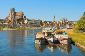 Cruising Burgundy & Provence to the Cote d'Azur tour