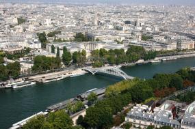 River Seine Sojourn tour