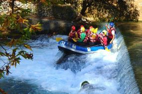 Wild Mountains & Rivers tour