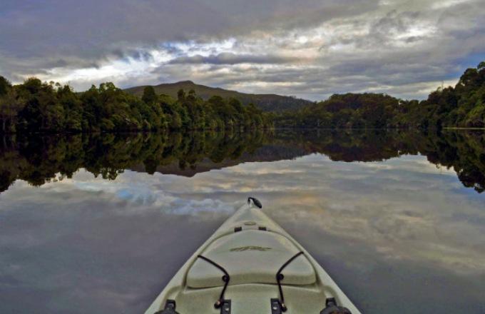 Cycle, Kayak and Walk Tasmania  tour