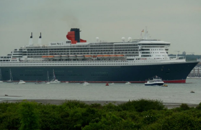 Maritime Britain: A Transatlantic Discovery Aboard the Queen Mary 2 tour
