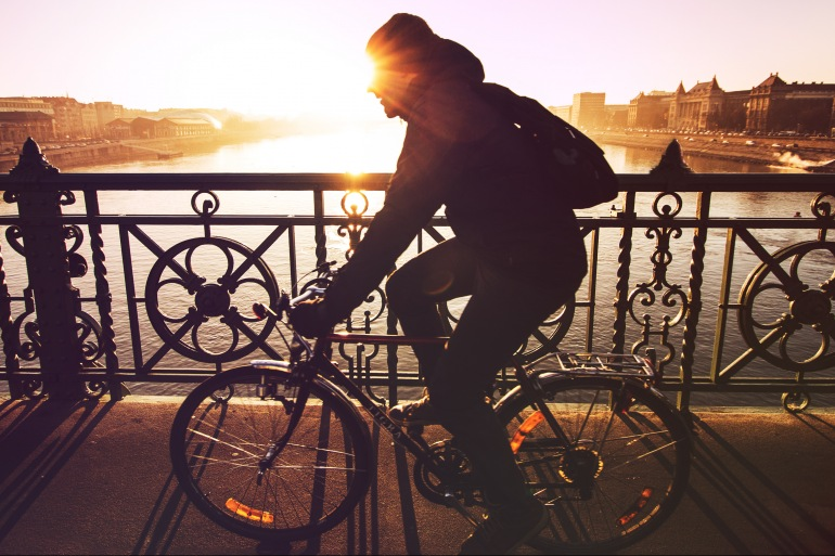 Danube Biking tour