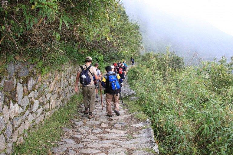 Inca Hike