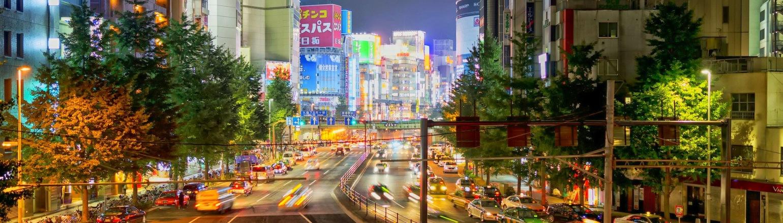 Asia Tours Tokyo