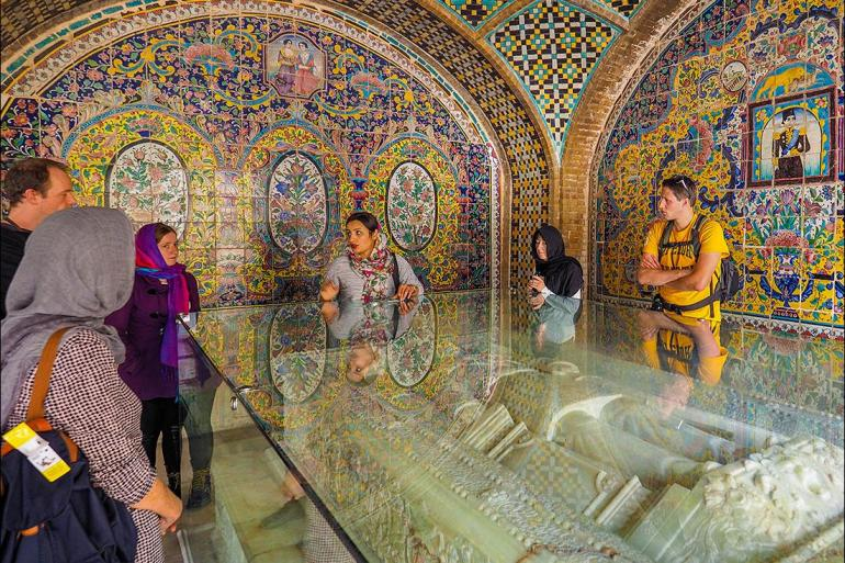 Persepolis Shiraz Iran Adventure Trip