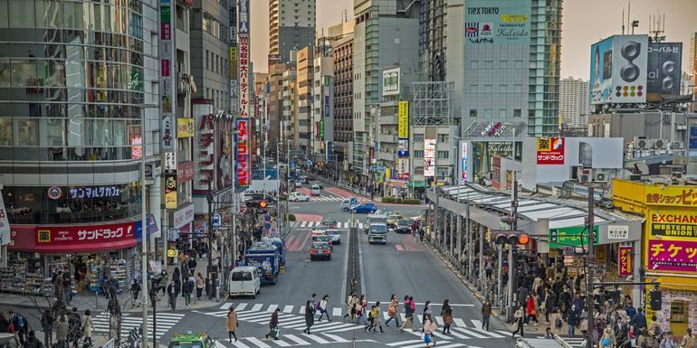 Japan Express: Osaka to Tokyo tour