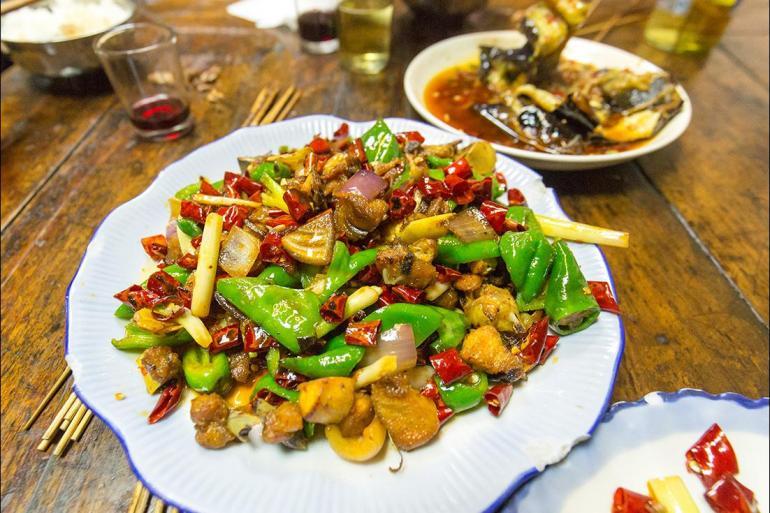 Beijing Chengdu China Real Food Adventure Trip