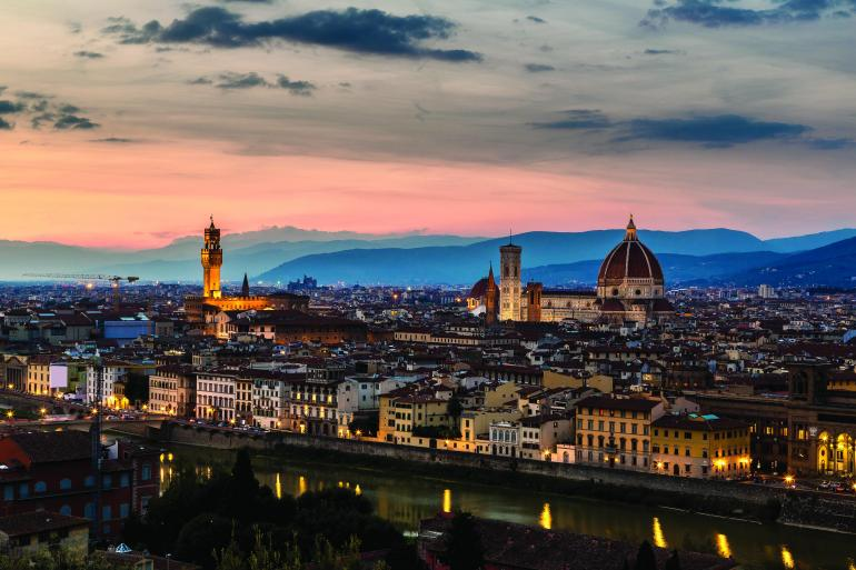 Treasures of Europe from London to Rome tour