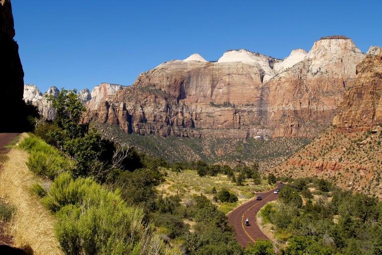 Bryce, Zion & Grand Canyon tour