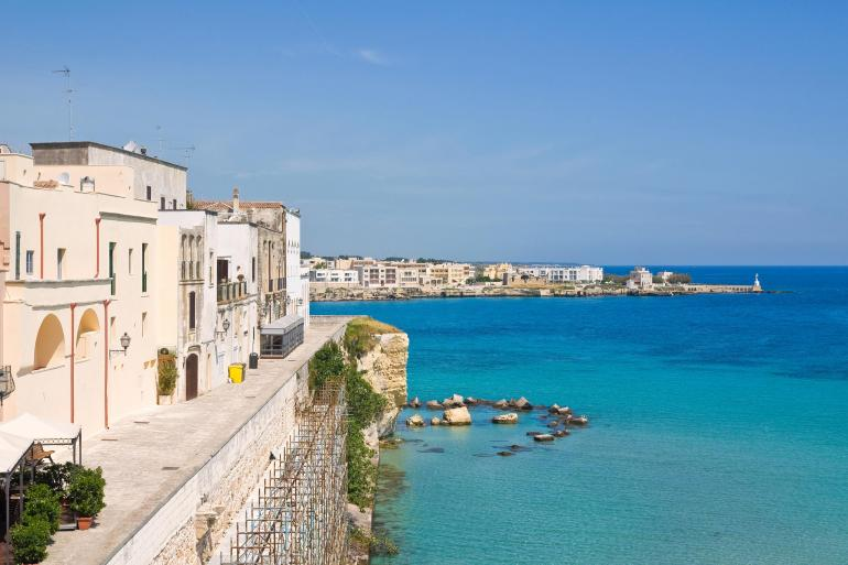 Self - Guided Walking in Puglia and Matera tour