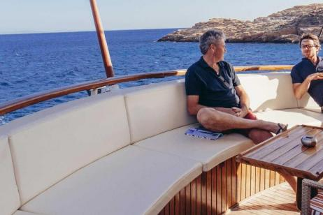 Cruising the Islands of Greece and Turkey tour