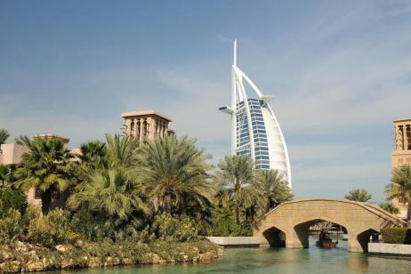 Dubai Stopover tour