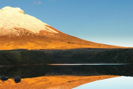 Ecuador: Raft, Hike & Bike tour