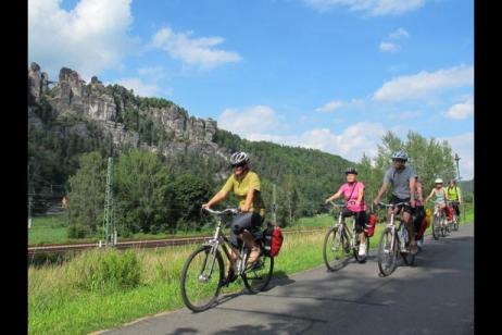 Prague to Meissen by Bike tour