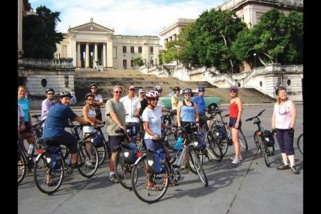 Cycle Cuba! tour