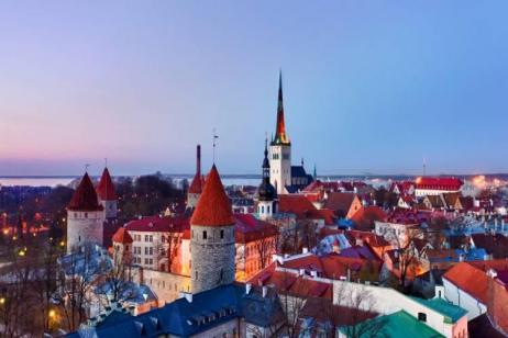 St Petes & the Baltics - 5 days tour