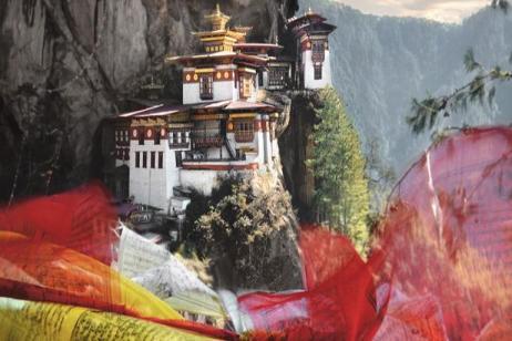 Kolkata to Kathmandu (via Bhutan) Overland tour