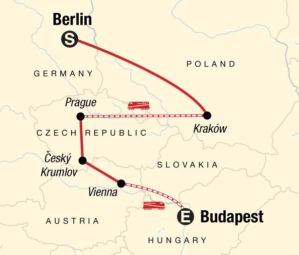 Auschwitz Berlin The Best of Eastern Europe Trip