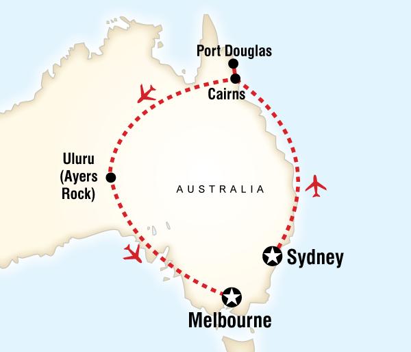 Cairns Great Barrier Reef Explore Australia Trip