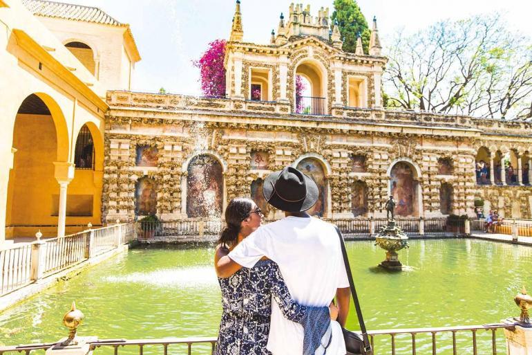 Spanish Spree tour