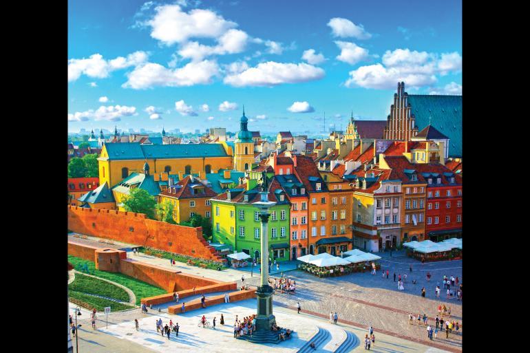 Auschwitz Berlin Magnificent Cities of Central & Eastern Europe featuring Berlin, Prague, Vienna, Budapest, Krakow & Warsaw Trip