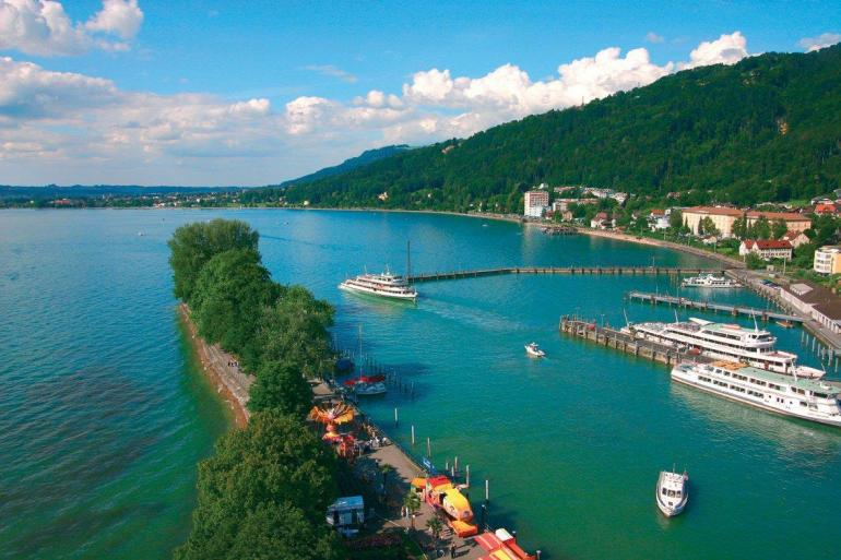 Adventure Cycling Headwater - Lake Constance Self-Guided Cycling package