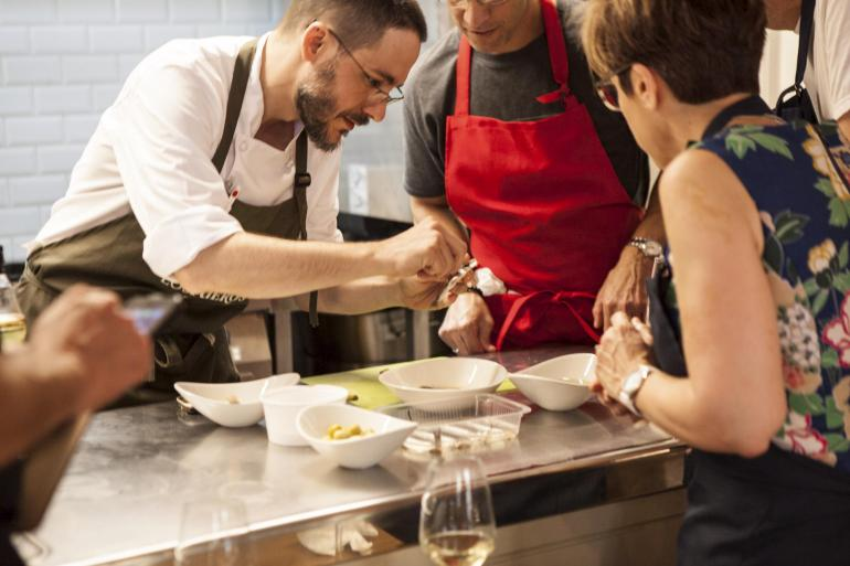 Cultural Culture Basque Food Adventure package