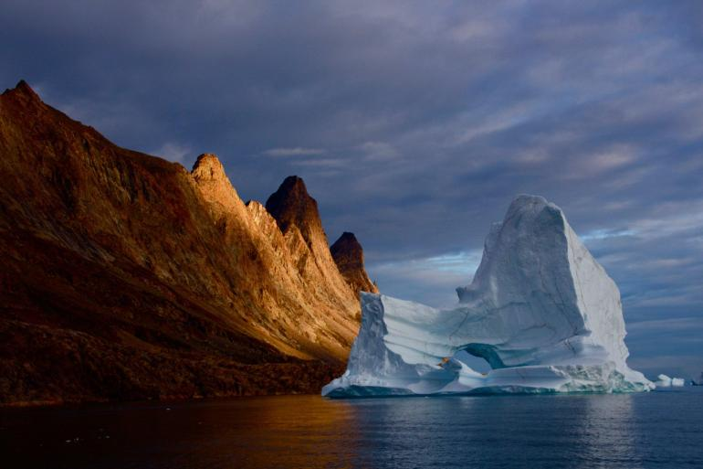 Three Arctic Islands: Iceland, Greenland and Spitsbergen (Northbound) tour