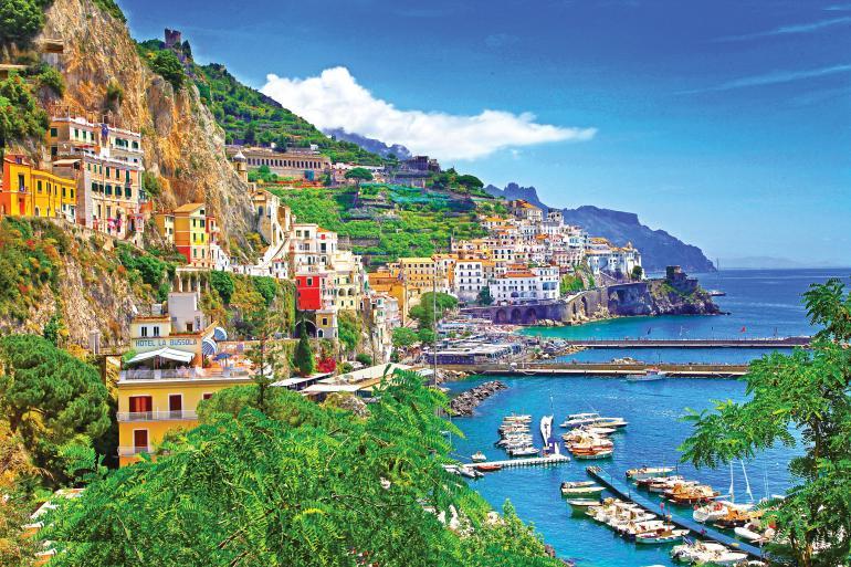 Southern Italy & Sicily featuring Taormina, Matera, Alberobello and the Amalfi Coast tour