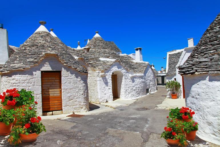 Alberobello Matera Self - Guided Walking in Puglia and Matera Trip