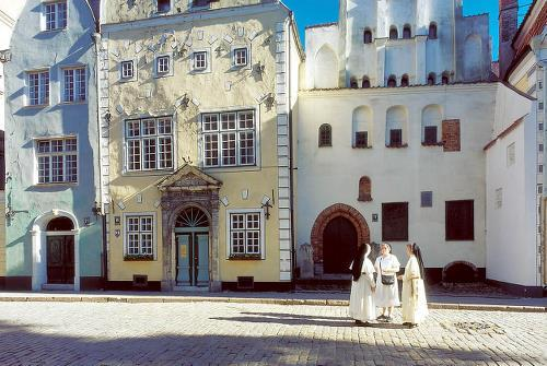 Treasures of the Baltic Self Guided Cycle tour
