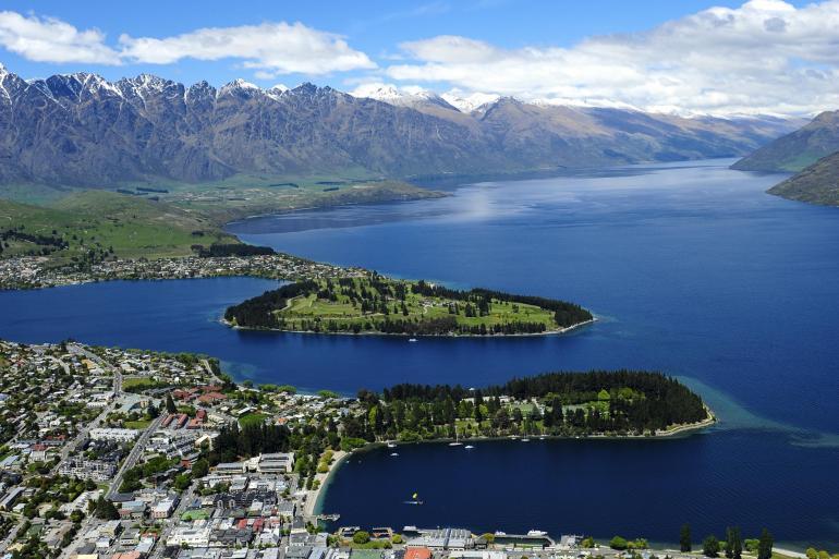 Cairns Christchurch South Pacific Wonders Trip