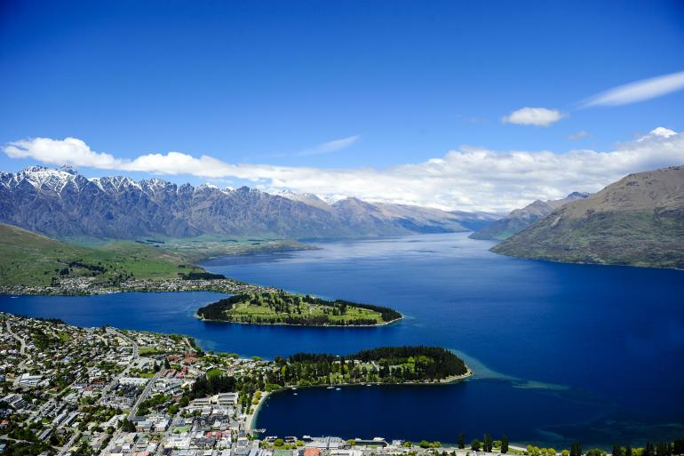 Exploring New Zealand New Zealand's North & South Islands tour