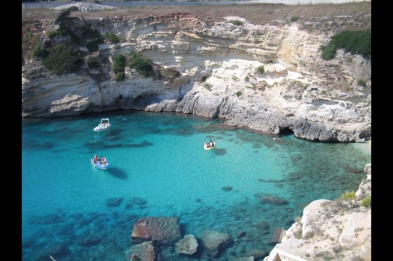 Adventure Cycling Puglia: Self-Guided Cycling in the Heel of Italy package