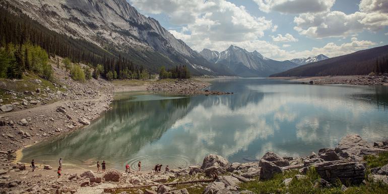Canadian Rockies Encompassed tour
