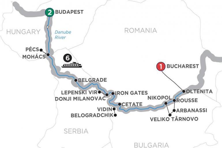 Belgrade Belogradchik Balkan Discovery Trip