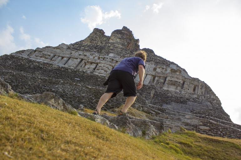 Mayan Sun–Northbound tour