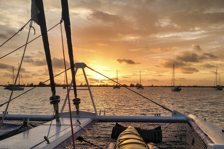 Sailing Cuba tour
